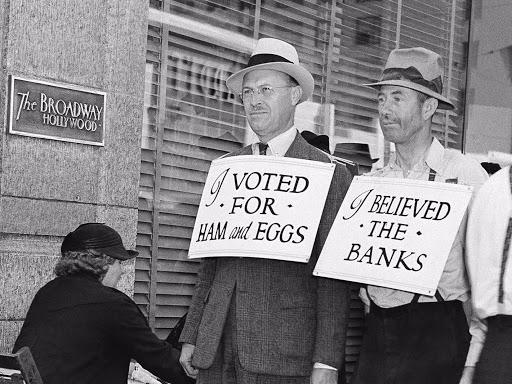 L'impact de la crise de 1929: déséquilibres économiques et sociaux (Chapitre 1)
