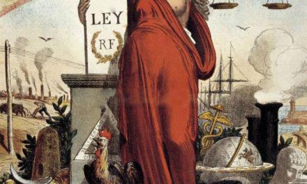 Image illustrant l'article Alegoría de la Primera república de Clio Lycee