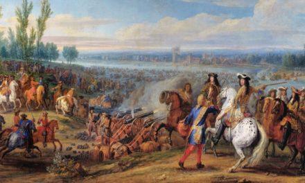 Image illustrant l'article Les armées de Louis XIV et de Louis II de Bourbon, prince de Condé, traversent le Rhin en 1672 de Clio Lycee