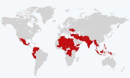 Image illustrant l'article monde-en-guerre-2020 de Clio Lycee