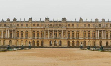 Image illustrant l'article Panoramique_Château_de_Versailles_depuis_le_parc de Clio Lycee