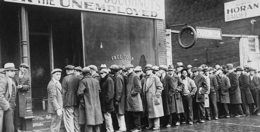Theme 1 Chapter 1 : The impacts of the stock market crash of 1929: economic and social imbalances