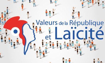 valeurs de la république–laïcité