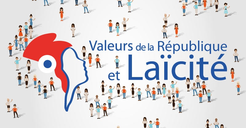 De la laïcité en France, en hommage à Samuel Paty