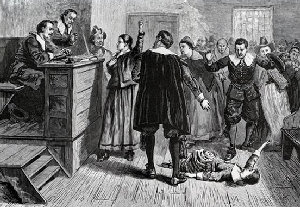 Theme 4 Chapter 1 : The Salem witch hunt (1692-1693): a glimpse of colonial America