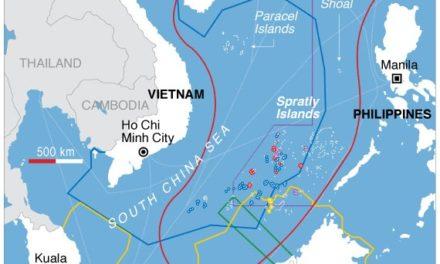 Mers et océans dans la mondialisation
