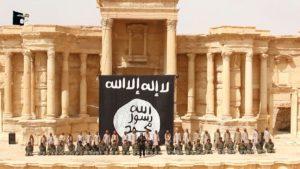 Terrorisme néfaste a la préservation du patrimoine