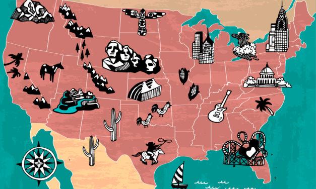Les parcs nationaux aux Etats-Unis : vers le Grand Oral !
