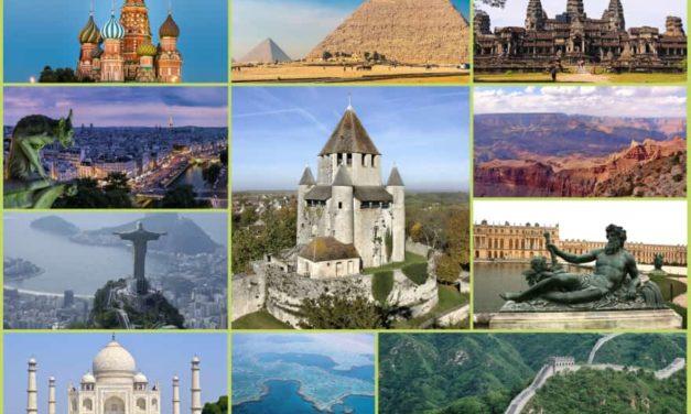 Thème IV: Identifier, protéger et valoriser le patrimoine: enjeux géopolitiques