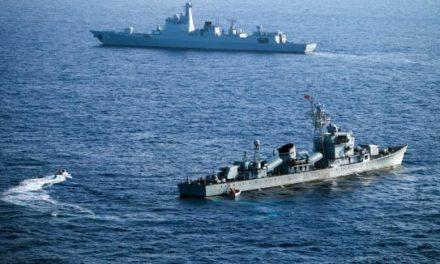 Conflit en mer de chine