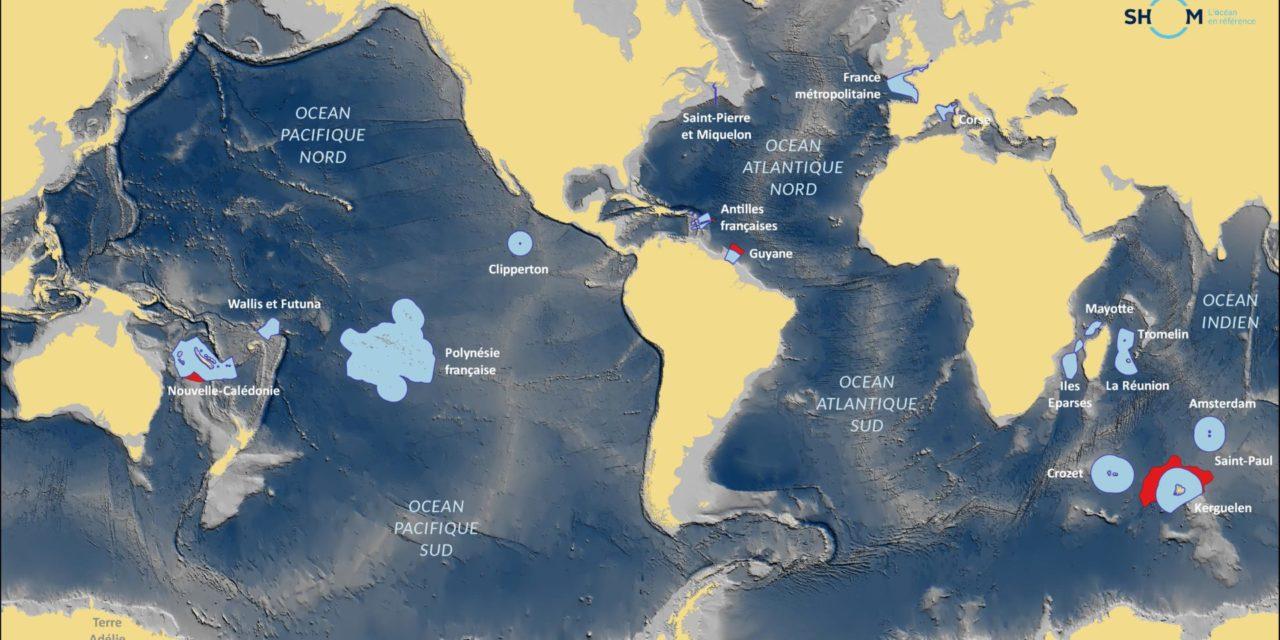 Sujet + Corrigé sur les espaces maritimes