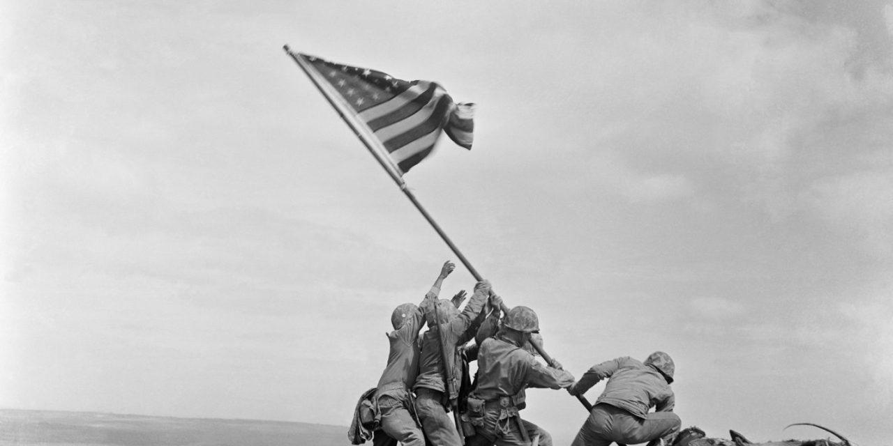 La bataille d'Iwo Jima