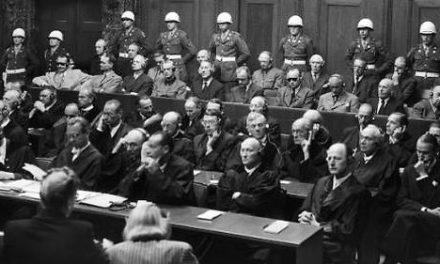 Image illustrant l'article procès de Nuremberg de Clio Lycee