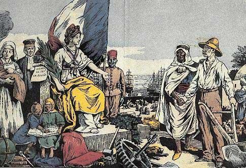 Fiche ressource : la ville d'Alger (1830-1962)