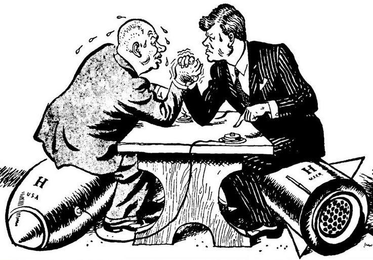 Une nouvelle donne géopolitique: bipolarisation et émergence du tiers-monde.
