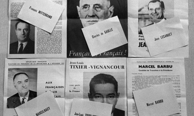 Thème 3 – Histoire – La France de 1945 à nos jours : une démocratie