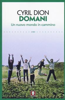 Géographie Esabac : activités autour du film «Domani» de Cyril Dion (2015)