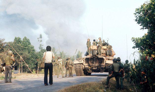 Les médias et la guerre du Vietnam