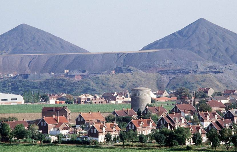 La cité minière du Nord-Pas-de-Calais, entre héritage et reconversion