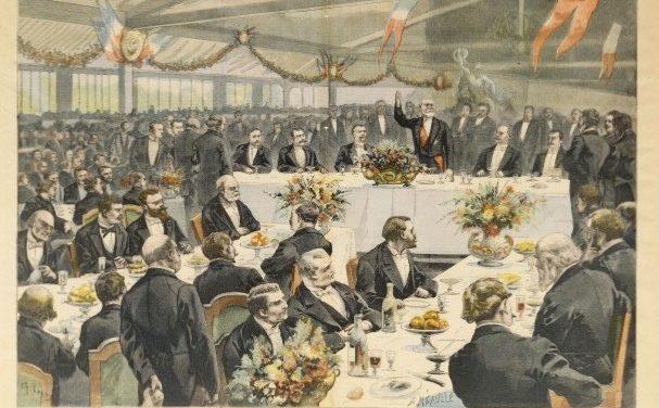 Les grands repas qui ont fait la France