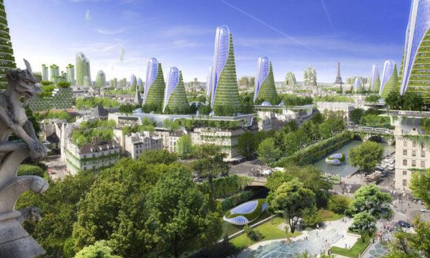 Paris entre protection et nouvel urbanisme