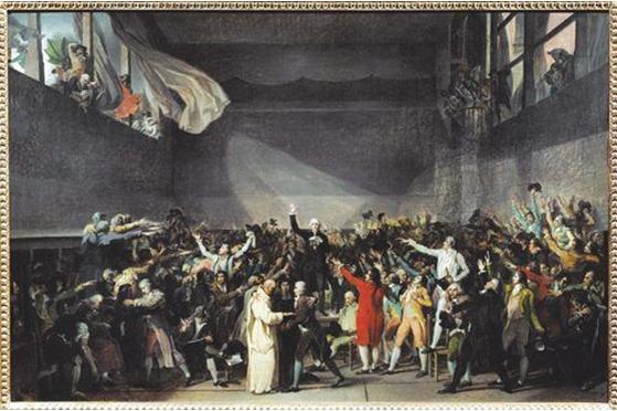 Pourquoi l'année 1789 est-elle restée le symbole de la Révolution française?