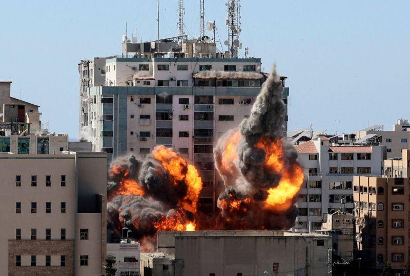 Utiliser l'actualité en cours HGGSP 1ère : l'exemple de Gaza