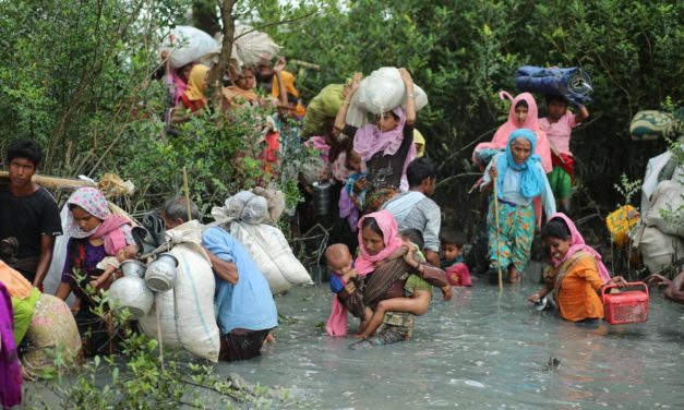 Etudier l'actualité birmane en HGGSP