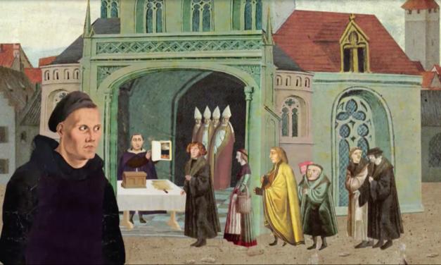 Martin Luther – activité différenciée
