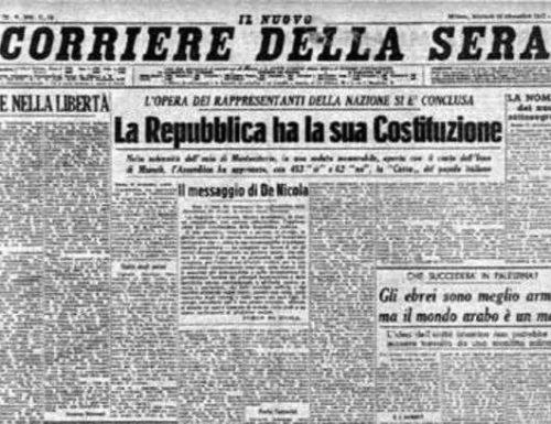 L'Italia 1945-1948