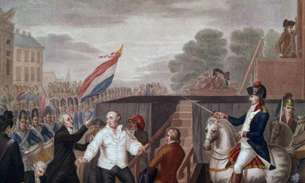 PPO Le procès et l'exécution du roi (21 janvier 1793) + corrigé