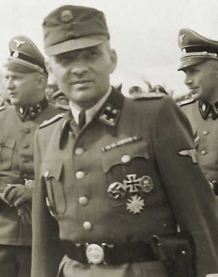 Le SS-Obersturmbannführer Rudolf Höß (1900-1947)