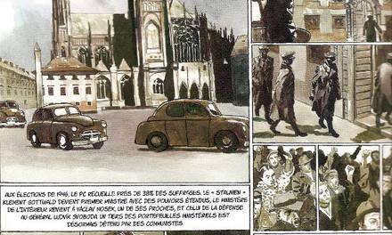 Sir Arthur Benton : L'intégrale : Cycle 2 : La Guerre froide (Coffret 3 volumes : Livre 1 : L'organisation ; Livre 2 : Le Coup de Prague ; Livre 3 : La mort de l'oncle Joe)