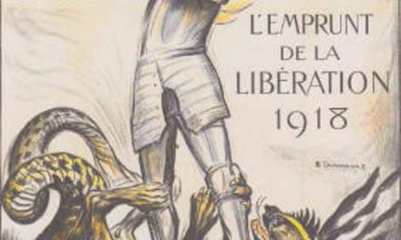 Utiliser l'ouvrage de Didier Daeninckx » 1914-1918 : la pub est déclarée ! «