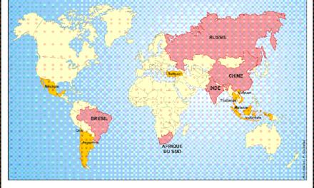 Géographie des pays émergents